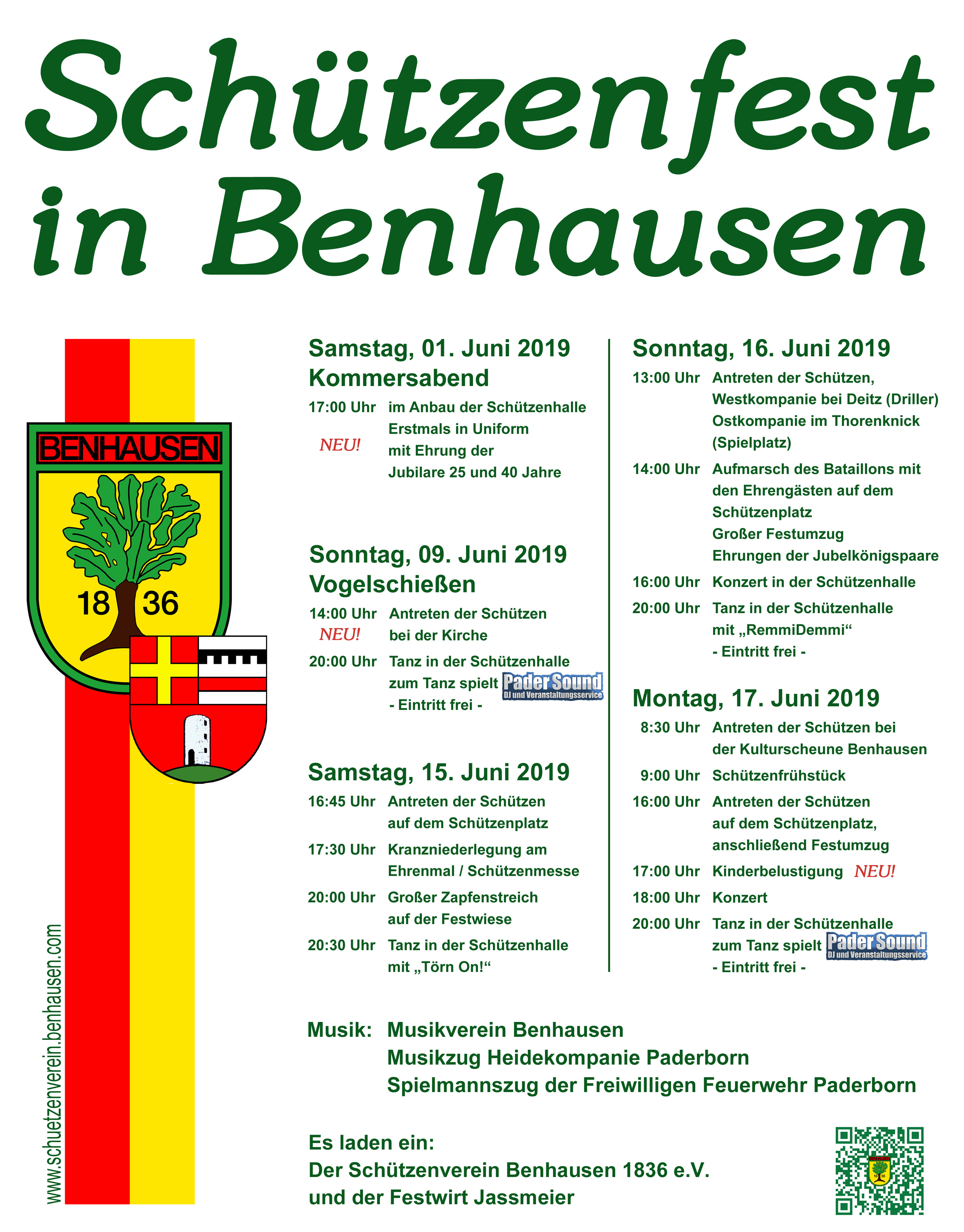 schützenverein benhausen